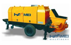 What Is the Working Principle Of Concrete Pump Truck