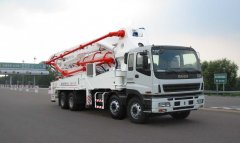 How to maintain the concrete pump truck