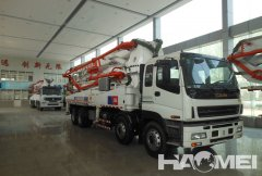 How Can We Save the Concrete Pump Truck Cost